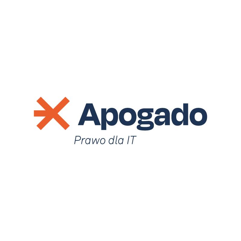Apogado Prawo Dla It - projekt logo papajastudio.pl